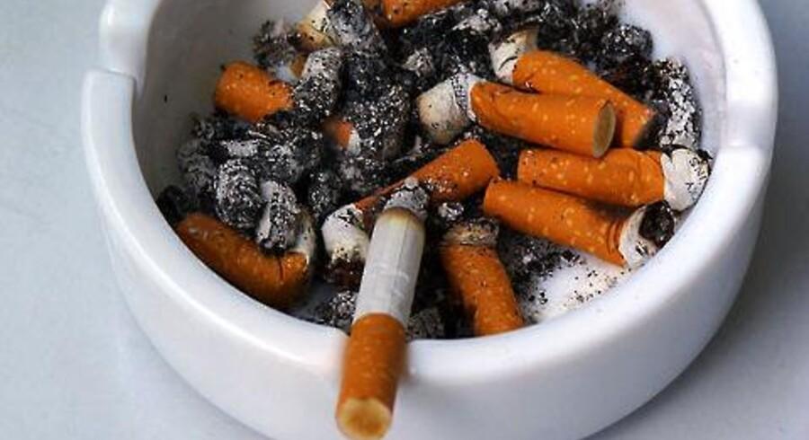 Folkesundhed København skyder en rygestop-konkurrence i gang.