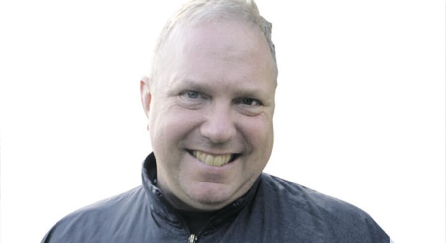 Michael Humle CEO Photocat A/S (en dansk opstartet virksomhed)