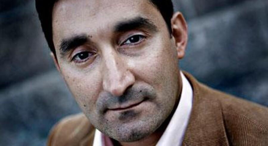 Fathi El-Abed. Talsmand for Dansk Palæstinensisk Venskabsforening