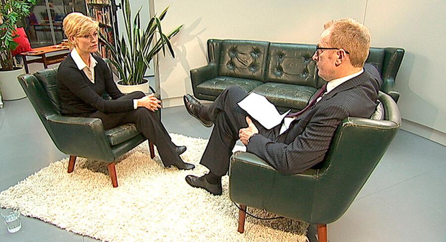 DR og i særdeleshed Reimer Bo er blevet revset godt og grundigt for interviewet med Rigmor Zobel Ravni 21Søndag i februar.