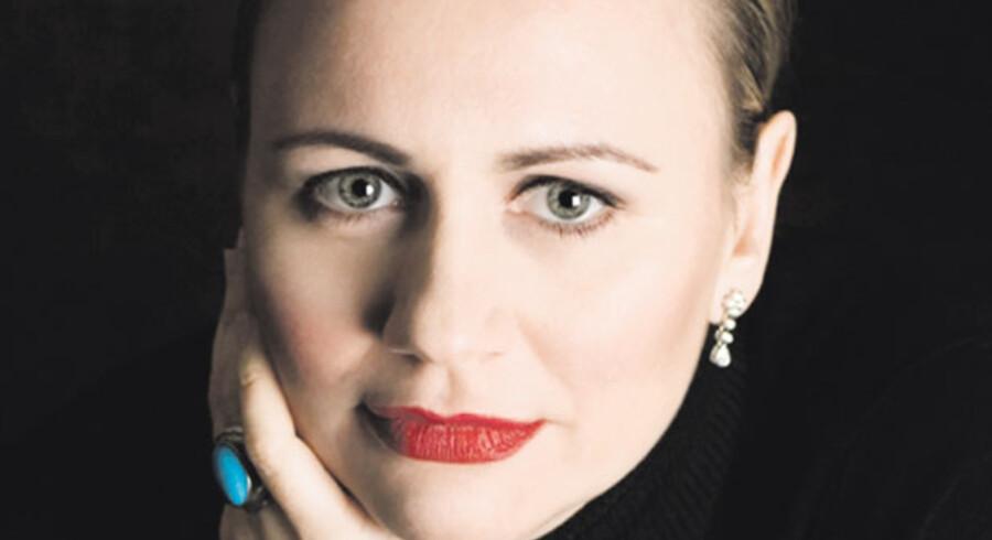 Anja Kampe havde helt styre på tingene, da hun fredag gæstede DRs Koncerthus.