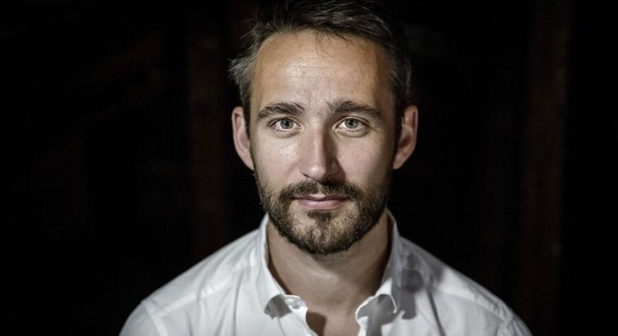 Anders Walter, filminstruktør som har vundet en Oscar for filmen »Helium«.