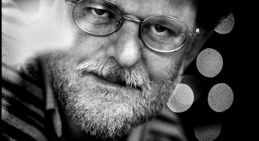 Ole Grünbaum, forfatter.<br>Foto: Magnus Møller
