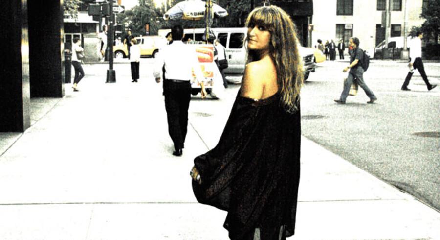 Naja Rosa i New York, hvor hun nu bor.