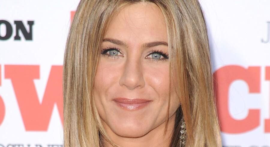 »Folk får ikke længere børn i 20'erne,« fastslår Jennifer Aniston