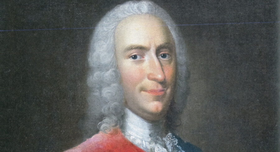 malet af johan hörner i 1763