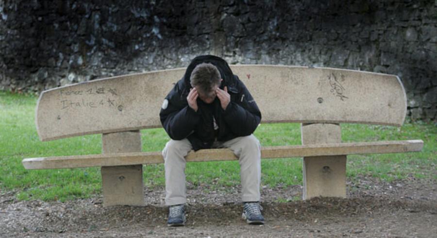 Næsten tre gange så mange mænd som kvinder begår selvmord. En af årsagerne er, at mænd har svært ved at tale om, hvordan de har det.