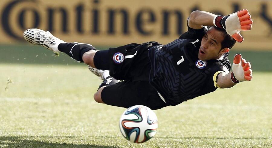 Xherdan Shaqiri blev den anden under VM, der har scoret hattrick. Det første i Brasilien kom fra Thomas Müller.