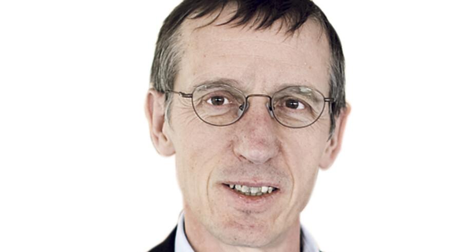 Lars Qvortrup, Dekan DPU, Aarhus Universitet