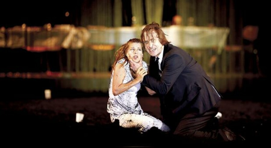 Kronborg lægger hus til endnu en opsætning af »Hamlet« – denne gang i en noget alternativ version.