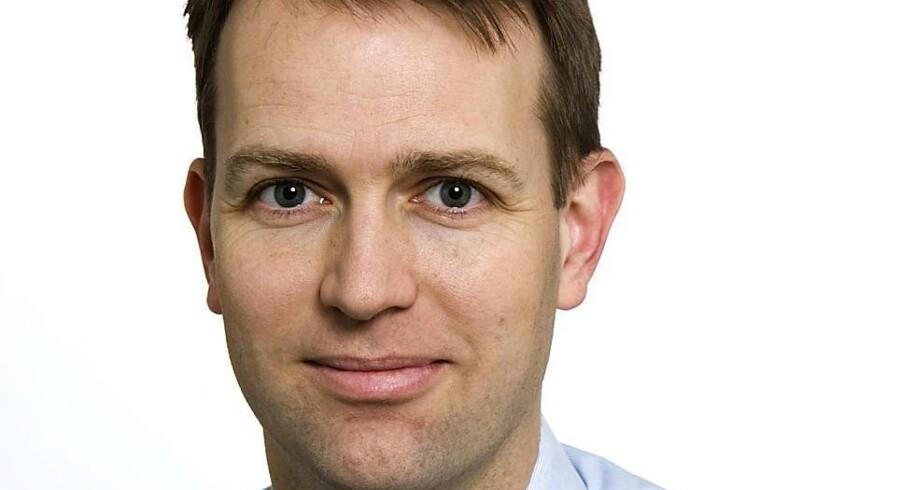 Ole Schmidt, Globaliseringschef, Dansk Erhverv