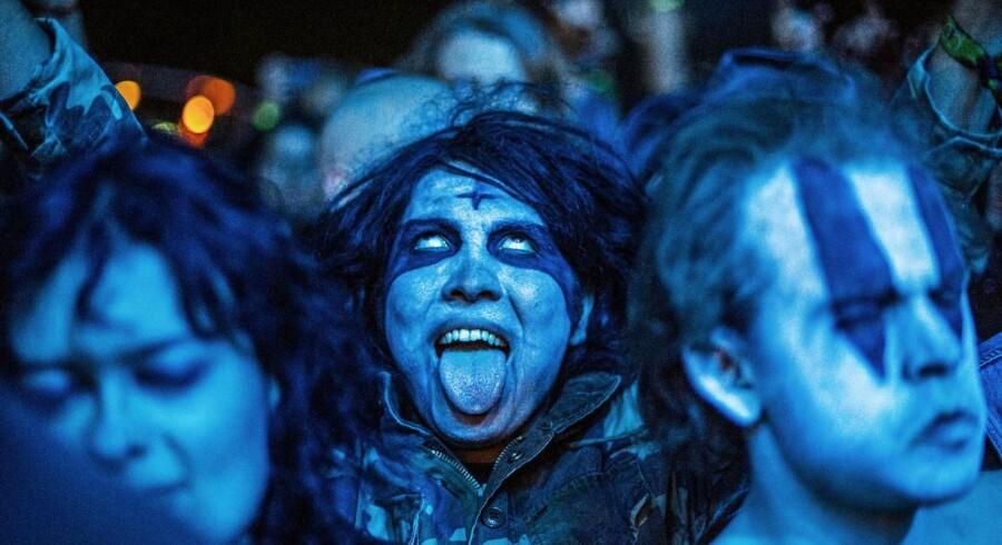 Fredag den 13. sluttede dette års Copenhell på Refshaleøen. Se billederne fra fredagens koncerter her.