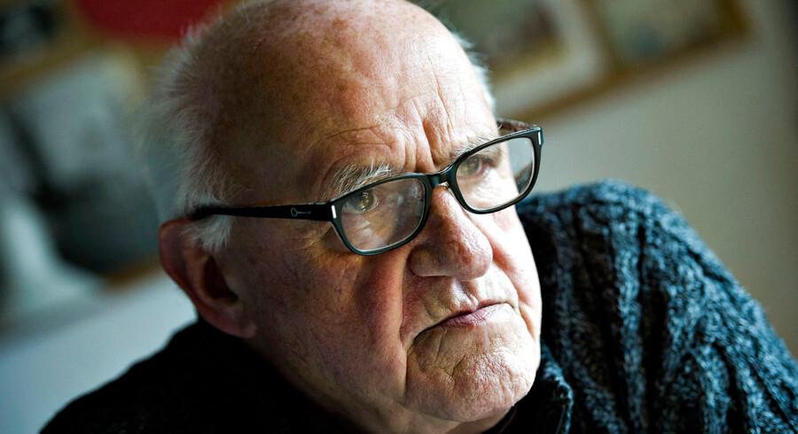 Arkivfoto. Højskolemanden og debattøren Niels Højlund er død.