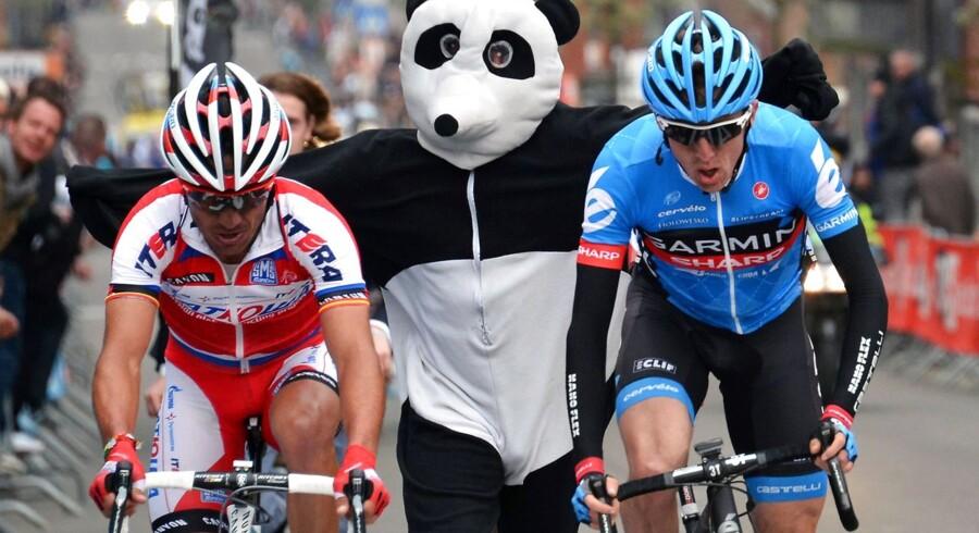 Rodriquez, til venstre, meldes klar til at køre Tour de France.