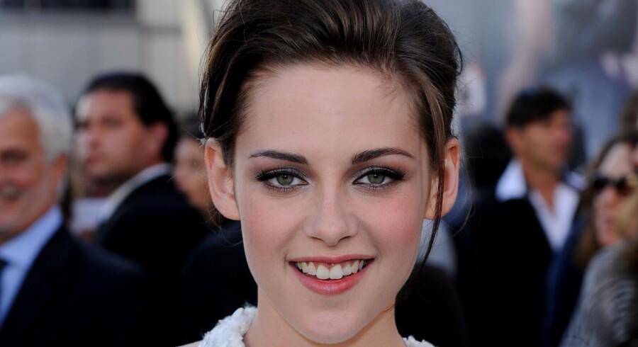 Twilight-stjernen Kristen Stewart frygter ikke at leve op til sine fans forventninger.