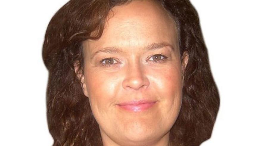 Anne Friis, afdelingssygeplejerske, Rigshospitalet