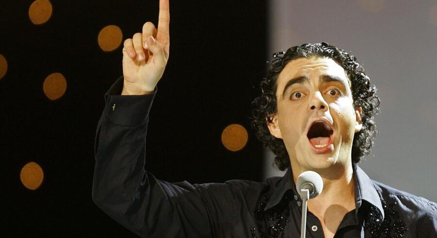 Klagerne er væltet ind hos Tivoli, som i aftes forsøgte at afvikle en længe ventet koncert med den mexicanske stjernetenor Rolando Villazón. Det lykkedes ikke så godt.
