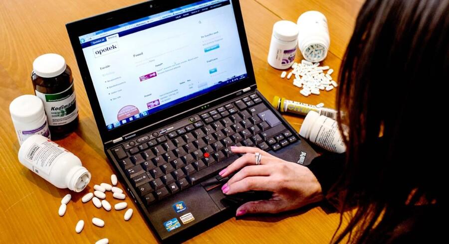 Det er populært at handle medicin på nettet, men du skal være opmærksom på, hvem der står bag hjemmesiden for ikke at udsætte dig selv for unødig fare med præparaterne.