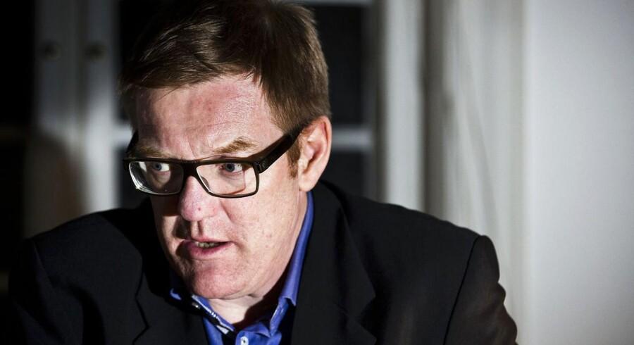 ARKIVFOTO. Direktør i kommunikationsvirksomheden Waterfront Lars Poulsen indrømmer, at firmaet brød loven, da det lækkede personlige sundhedsoplysninger om en journalist til DSB.