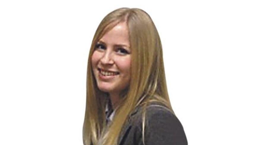 Eva Agnete Selsing, stud. mag. i filosofi Københavns Universitet