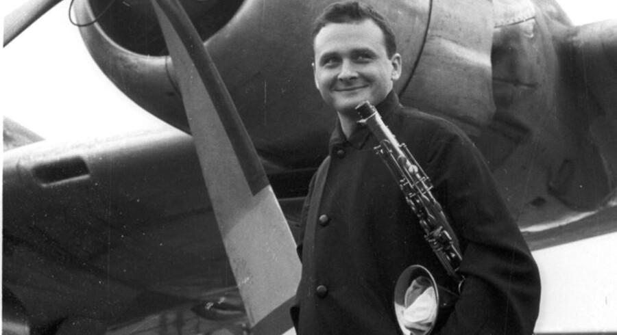 """Den amerikanske tenorsaxofonist Stan Getz indspillede """"Getz/Gilberto"""" sammen med Joao Gilberto og dennes hustru Astrud, som han endte med at rende med - det var hende, der sang """"The Girl From Ipanema""""."""