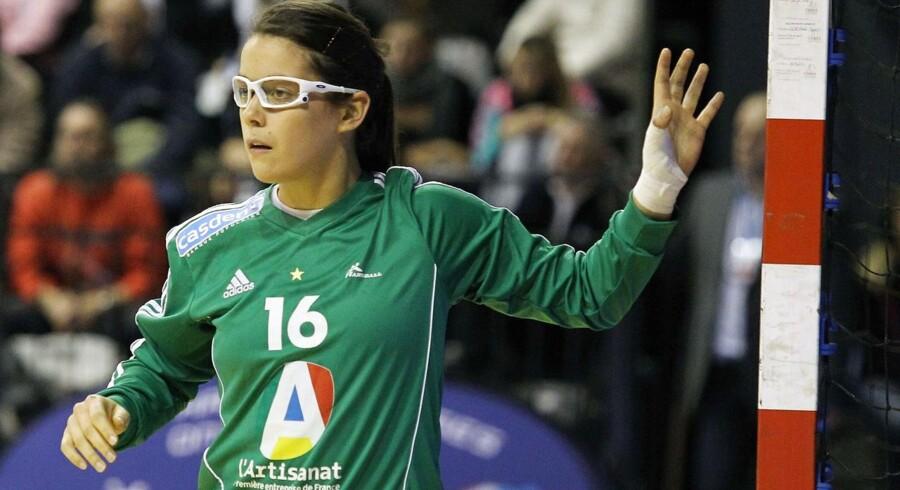 Viborg HK's nu forhenværende målvogter Cleopatre Darleux blev i 2012 kåret som verdens mest sexede sportskvinde af fransk magasin.