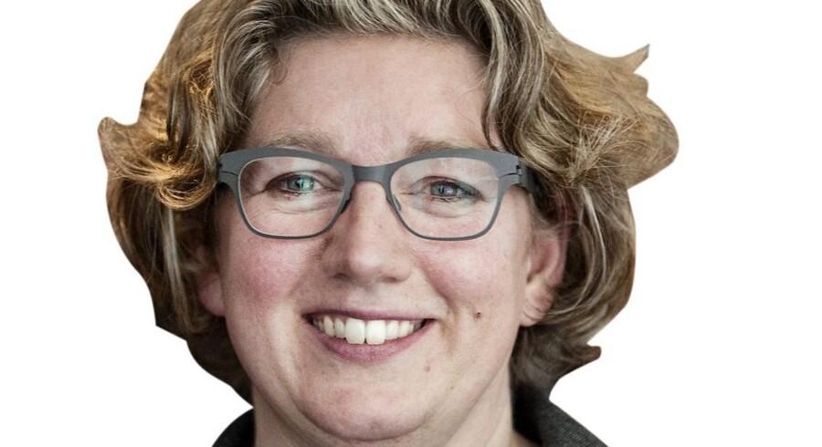 Charlotte Sahl-Madsen Videnskabsminister (K)