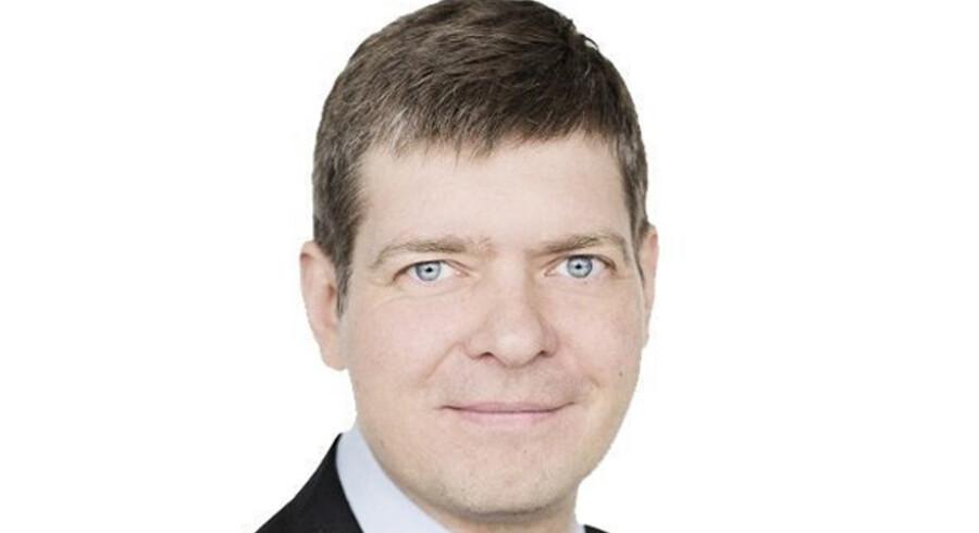 Jannick Nytoft, Adm. direktør i DVCA – den danske venture- og kapitalfondsforening