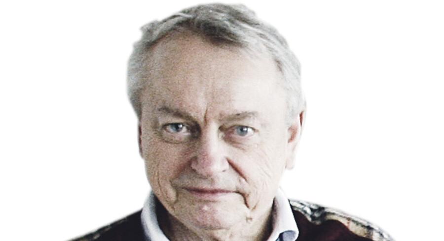 Peter Kemp - Professor emeritus i filosofi.