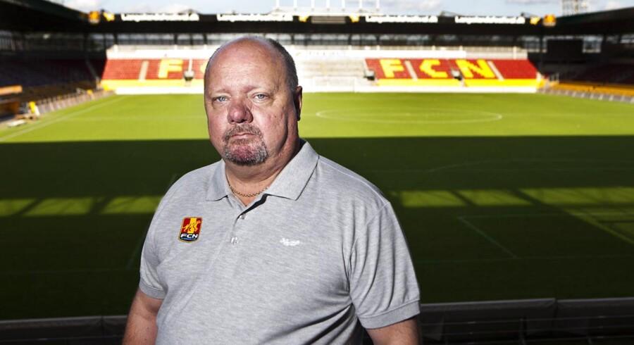 Allan K. Pedersen satser på at holde sammen på truppen i det forestående transfervindue