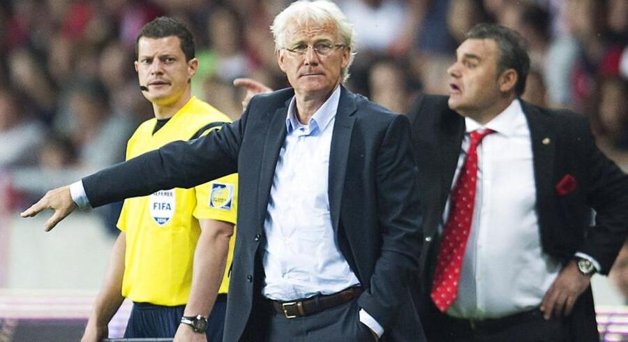 Fodboldeksperten Morten Bruun roser landstræner Morten Olsens dispositioner i torsdag aftens landskamp mod Ungarn.
