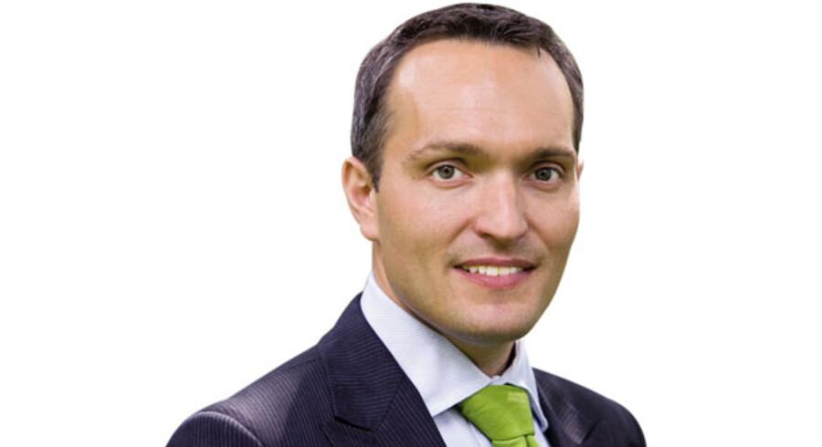 Henrik Garver Adm. direktør, Foreningen af Rådgivende Ingeniører
