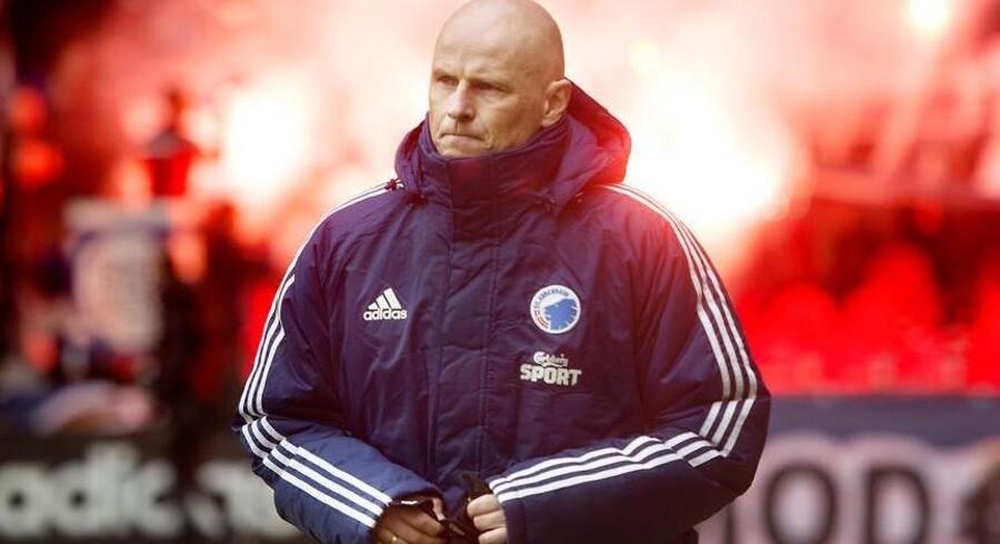 Ståle Solbakken kræver, at hans spillere præsterer, hvis de vil have en fremtid i FC København.