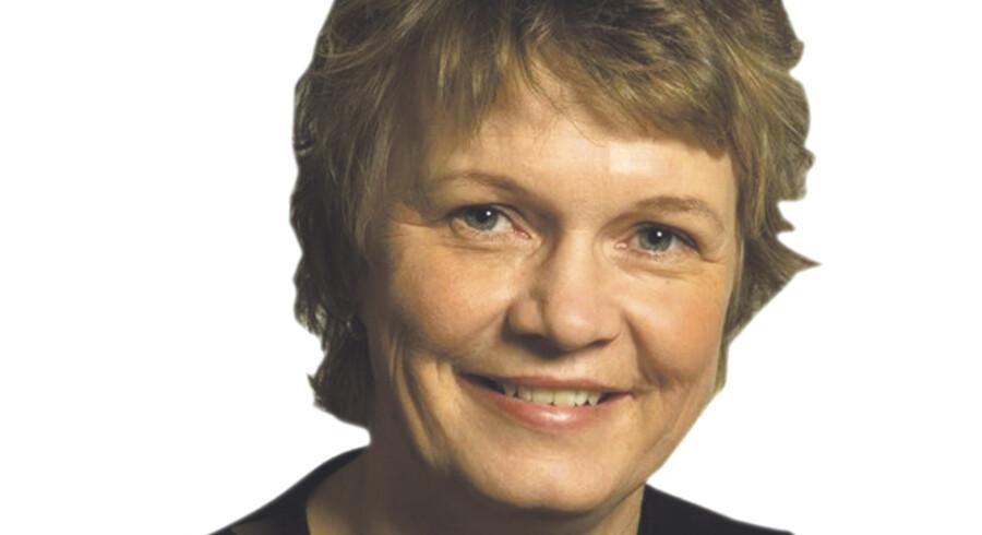 Annette Lüdeking, direktør i Børnefonden