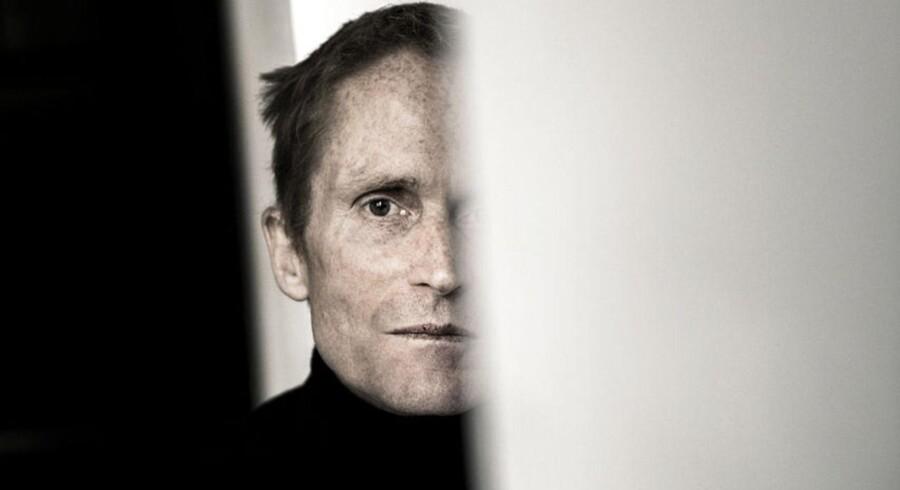 """Peter Høeg, forfatter. Han er aktuel med bogen """"Effekten af Susan""""."""