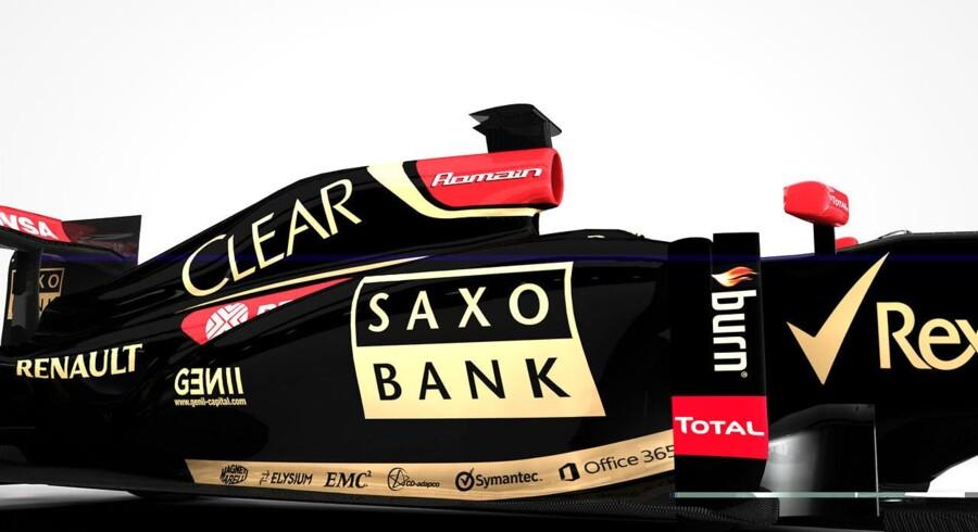 Sådan vil Lotus' bil se ud i Monaco.