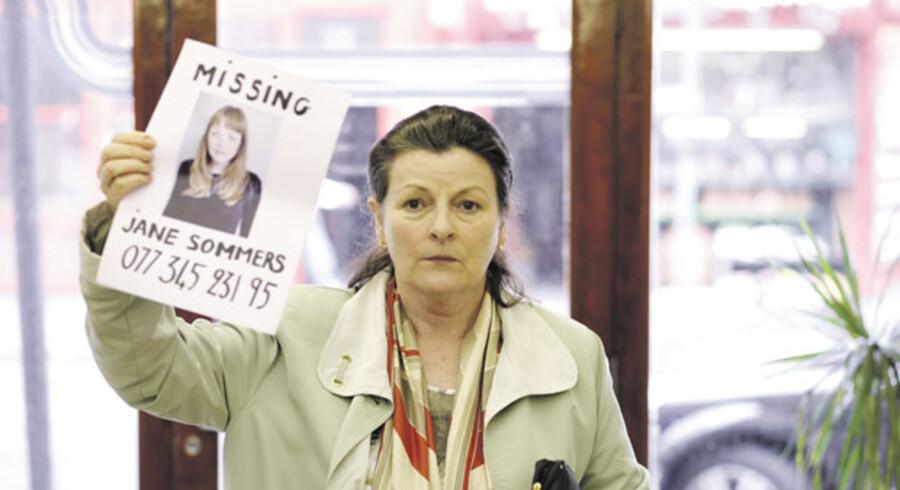 Brenda Blethyn som kvinden, der leder efter sin forsvundne datter i den stilfærdigt bevægende film »London River«.