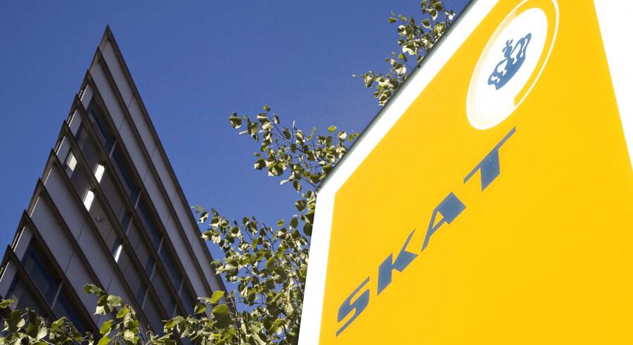RB-PLUS ARKIVFOTO af SKAT- - Se RB 22/3 2014 15.57. Debat om mulig amnestiordning for skattesvindlere er blusset op igen. Professor opfordrer til at efterligne svensk model, men folketingspolitikerne er splittet. (Foto: Jens Nørgaard Larsen/Scanpix 2013)