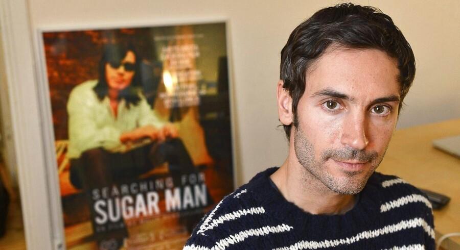 Dette foto af instruktør Malik Bendjelloul er taget 18. december 2012. Han døde tirsdag den 13. maj 2014. Malik Bendjelloul instruerede dokumentarfilmen »Searching for Sugarman«, der vandt en Oscar i 2012. Han blev 36 år.