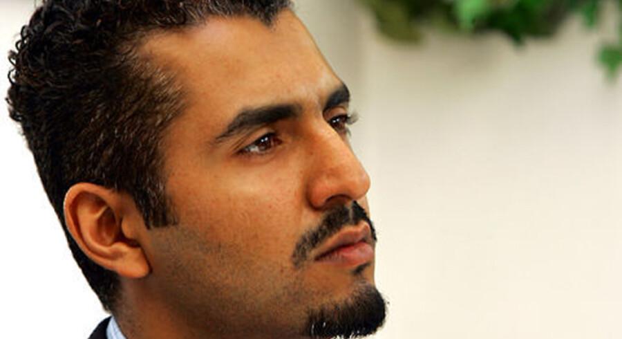 Den britiske muslim Maajid Nawaz var med til at hverve unge danskere til organisationen Hizb ut-Tahrir. I dag fortryder han.