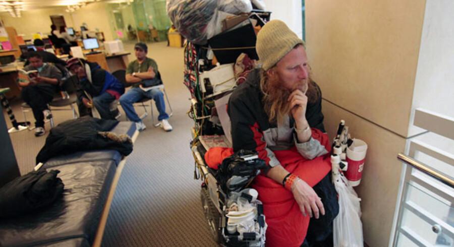 San Francisco har været kendt for sin tolerance over for hjemløse, men nu er problemet blevet for stort.