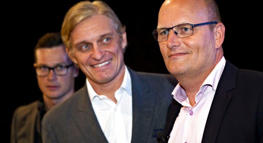 For Bjarne Riis var cykelholdet Tinkoff-Saxo Bank årsag til meget hovedpine. Den nye holdejer lader til at se mere roligt på det.