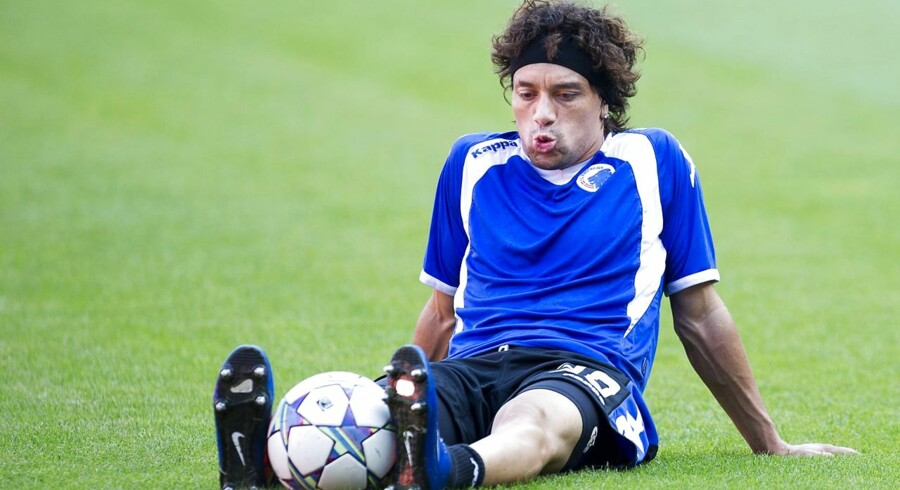 FC KøbenhavnsChristian Bolaños er udtaget til Costa Ricas VM-trup.