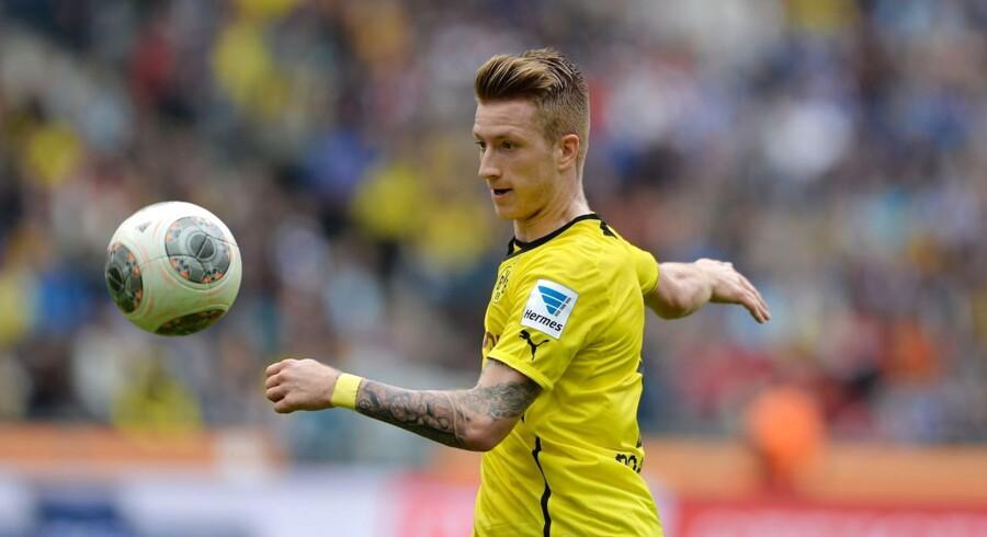Dortmund-stjernen, Marco Reus, har slået fast, at han bliver i Dortmund.