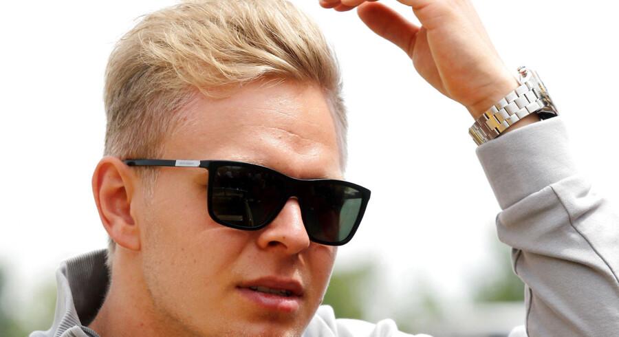 Kevin Magnussen sluttede som nummer 12 i Spaniens Grand Prix søndag eftermiddag. Og ifølge den danske McLaren-kører kunne han ikke have gjort mere for at komme frem i feltet.