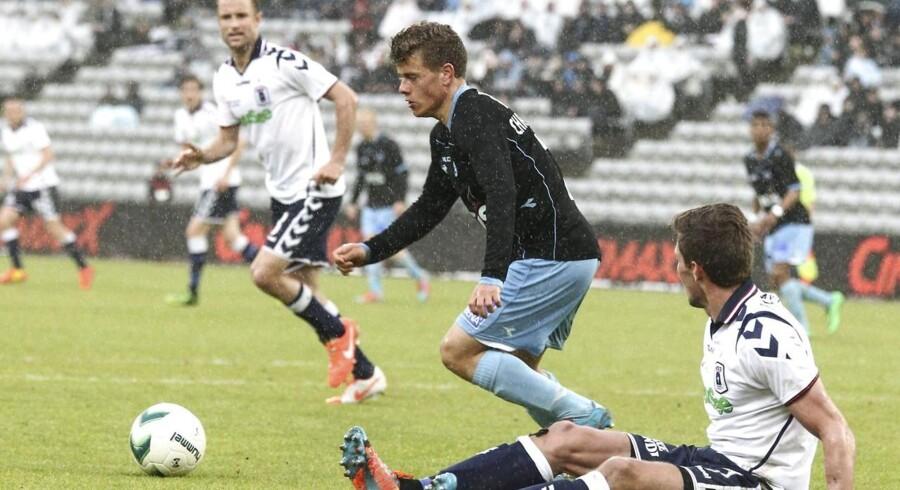 AGF må efter nederlag på 0-3 mod Sønderjyske en tur ned i NordicBet Ligaen.