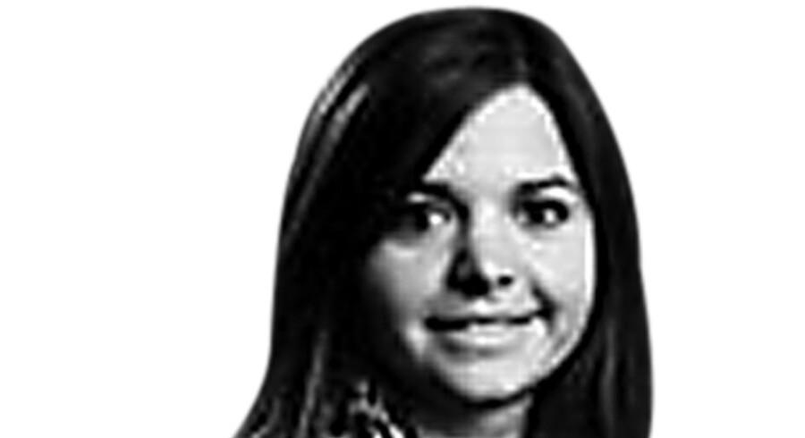 Katrine Westhausen Gottlieb, Stud. jur.