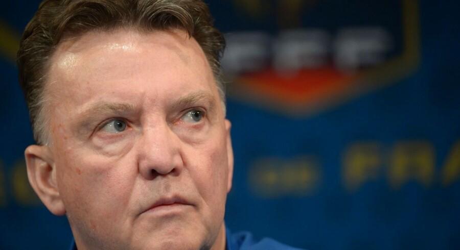 Den hollandske landstræner Louis Van Gaal skulle nu have en aftale på plads med Manchester United. Hollænderen starter angiveligt som manager efter sommerens VM.