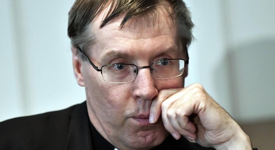Den katolske biskop i Danmark, Czeslaw Kozon.