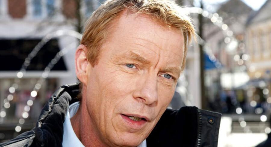 Tidligere DFer Christian H. Hansen